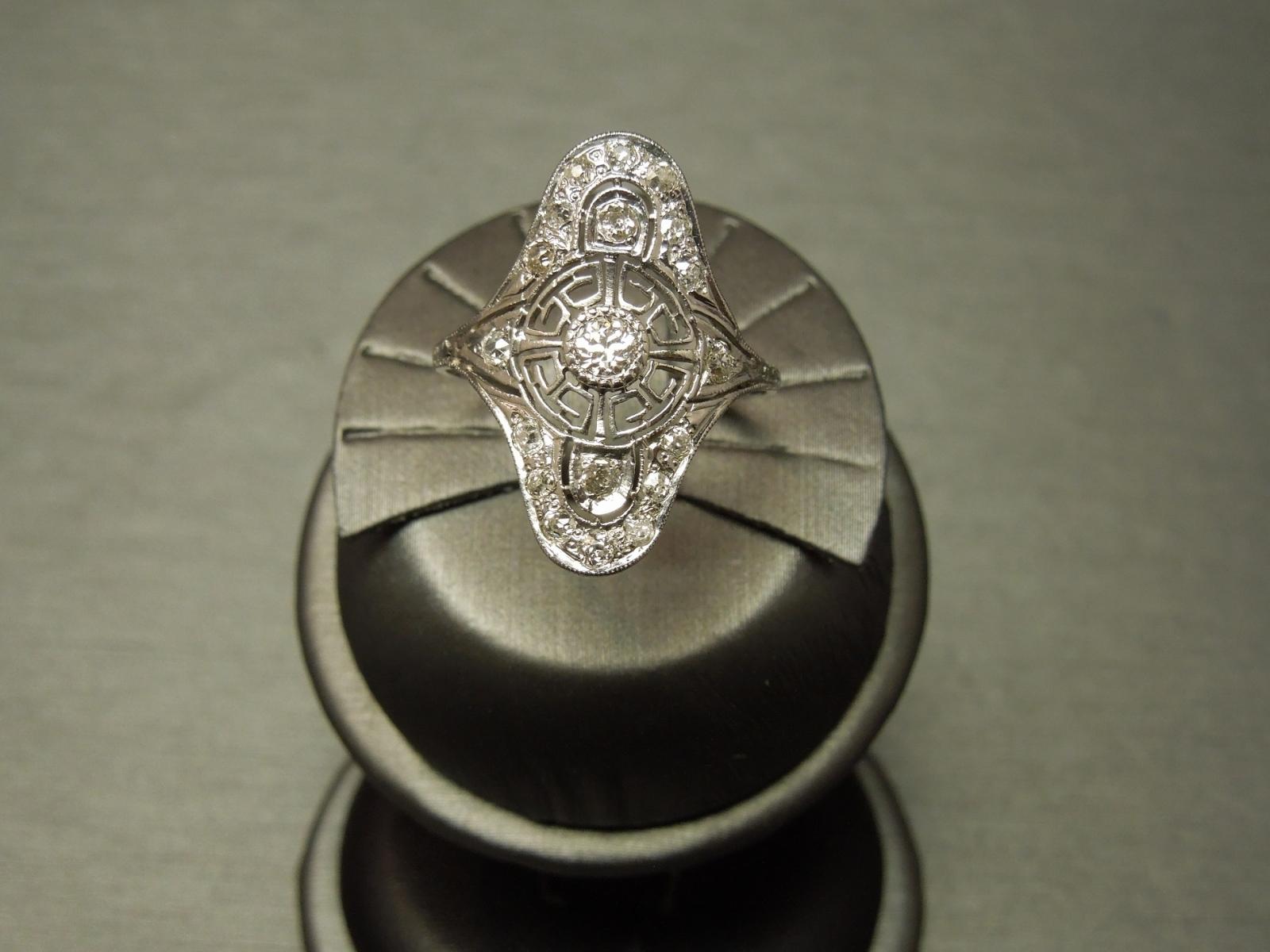 Fresh Antique Wedding Rings Ebay Wedding