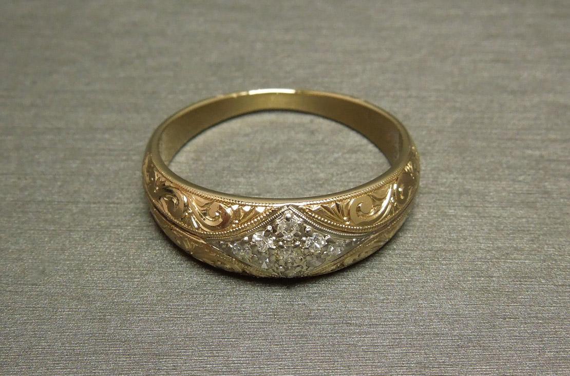 Vvs2 Diamond Rings For Sale